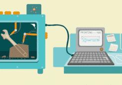 3D printer under 500 august