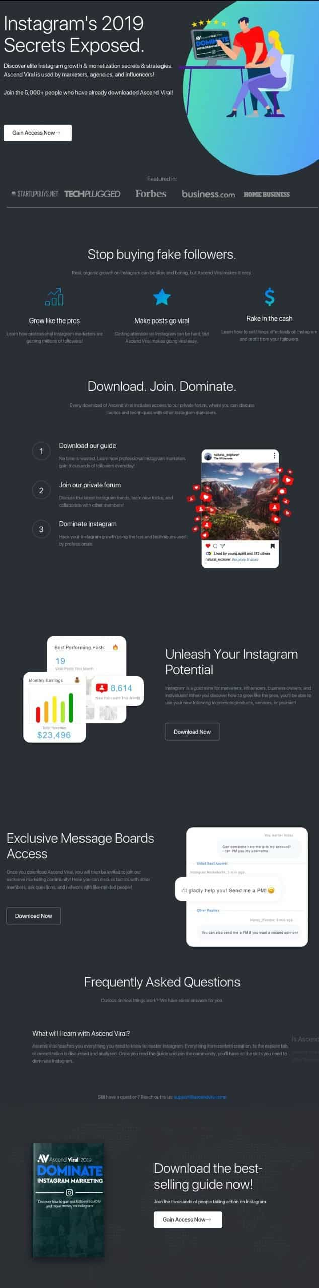 instagram growth secrets