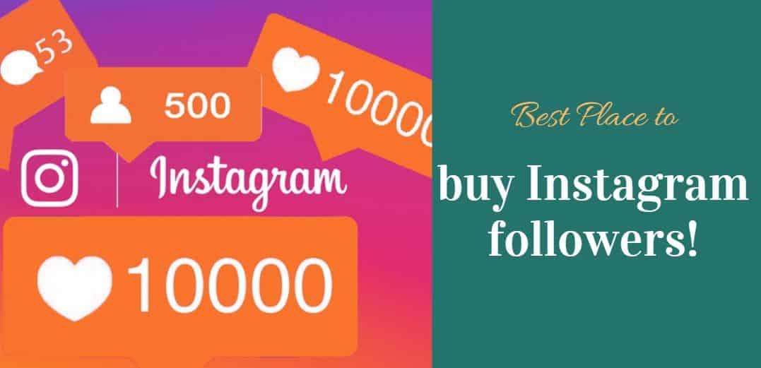 Best place to buy Instagram followers in 2019 ⋆ Android Tipster