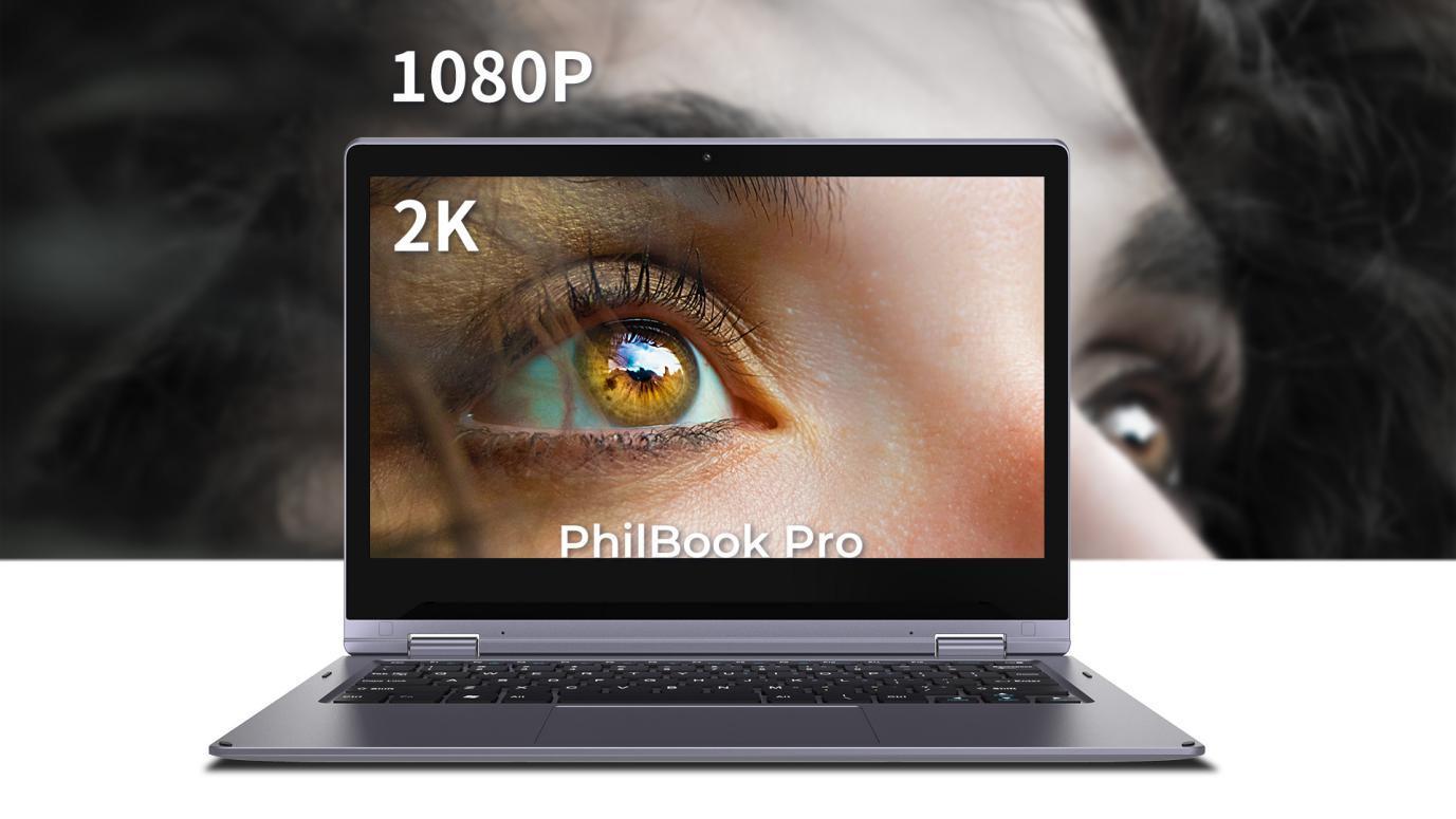 review XIDU PhilBook Pro screen