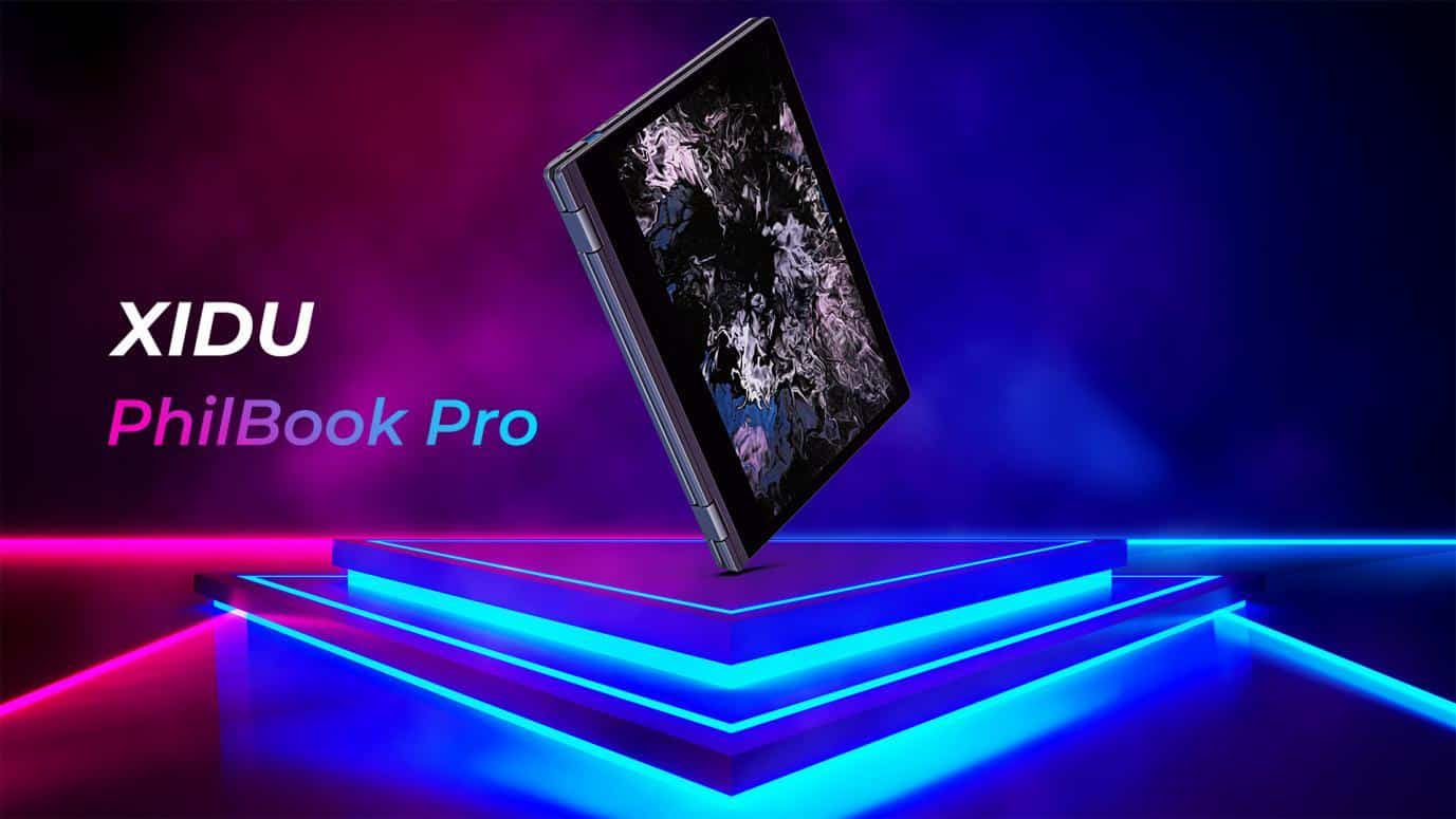 review XIDU PhilBook Pro