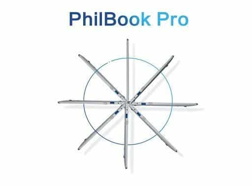 review philbook pro