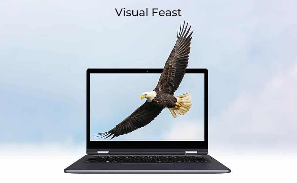 xidu laptop visuals