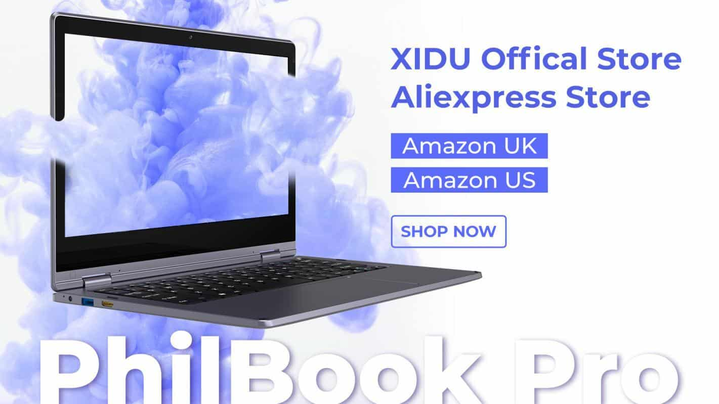 xidu laptops where to buy now