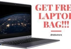 free laptop bag