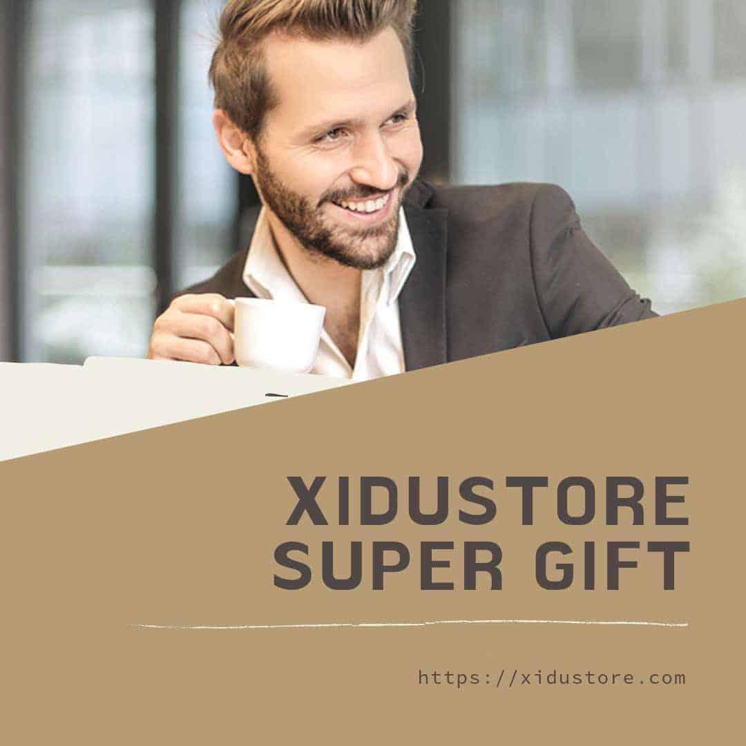 xidu laptop gift