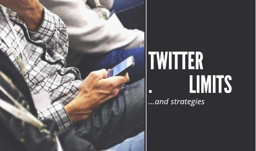Twitter Limits