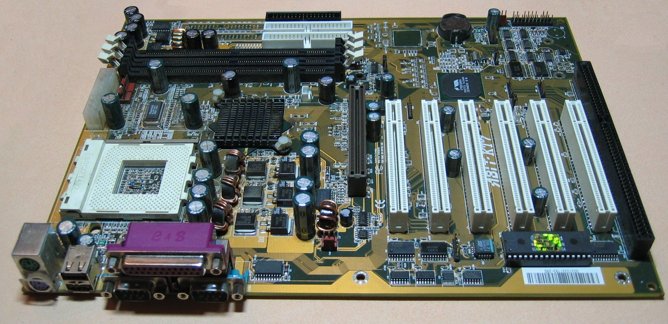 ATX form factors motherboard