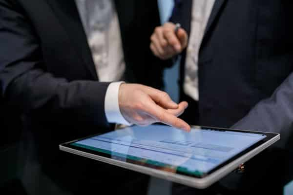 tablet pc business