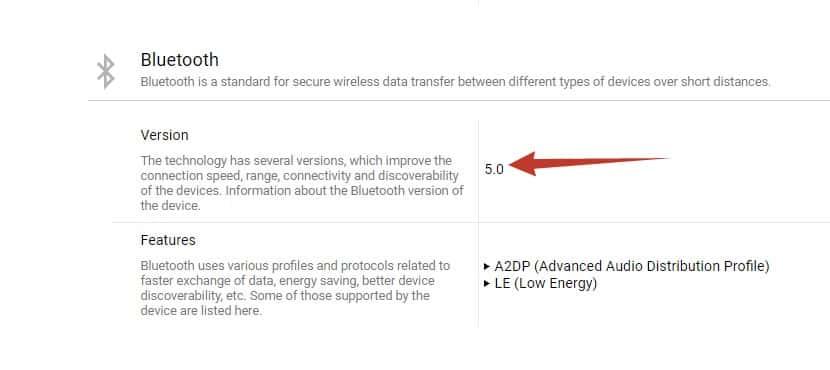 Como verificar a versão do Bluetooth no meu telefone Android