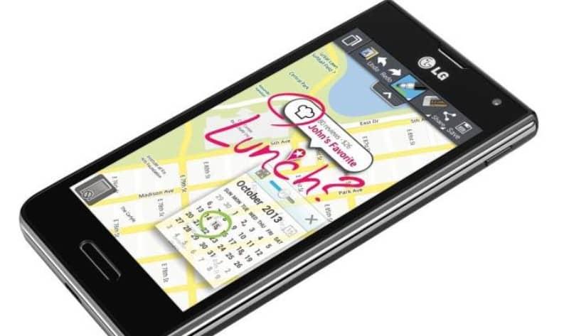 Erro de inicialização segura LG Optimus F3